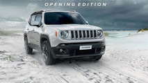 Jeep Renegade Opening Edition leaks out early