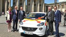 Opel ADAM as TTIP Example
