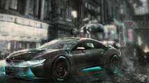 Watch an hour-long video with BMW i8 receiving Blade Runner theme