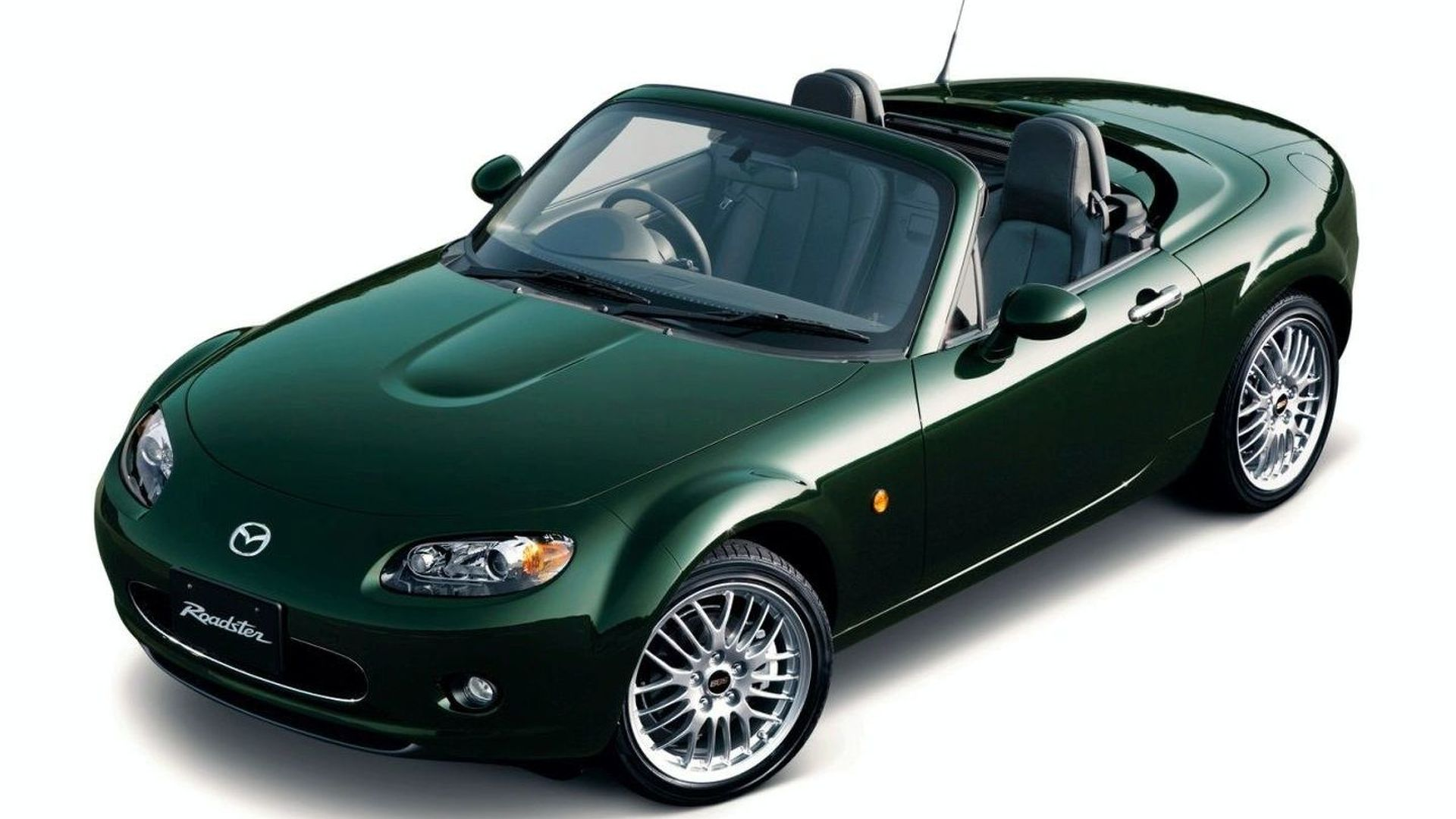 New Mazda Roadster Prestige Edition Released In Japan