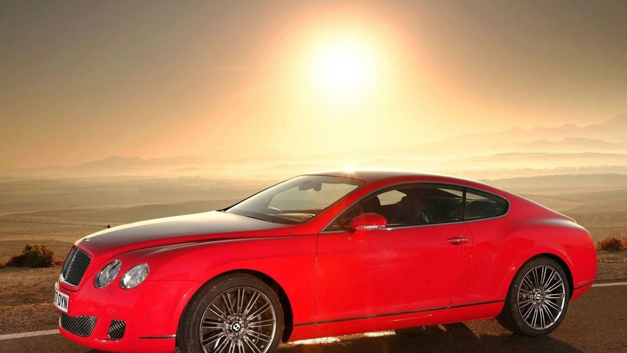 Bentley Continental GT Speed Test Drive