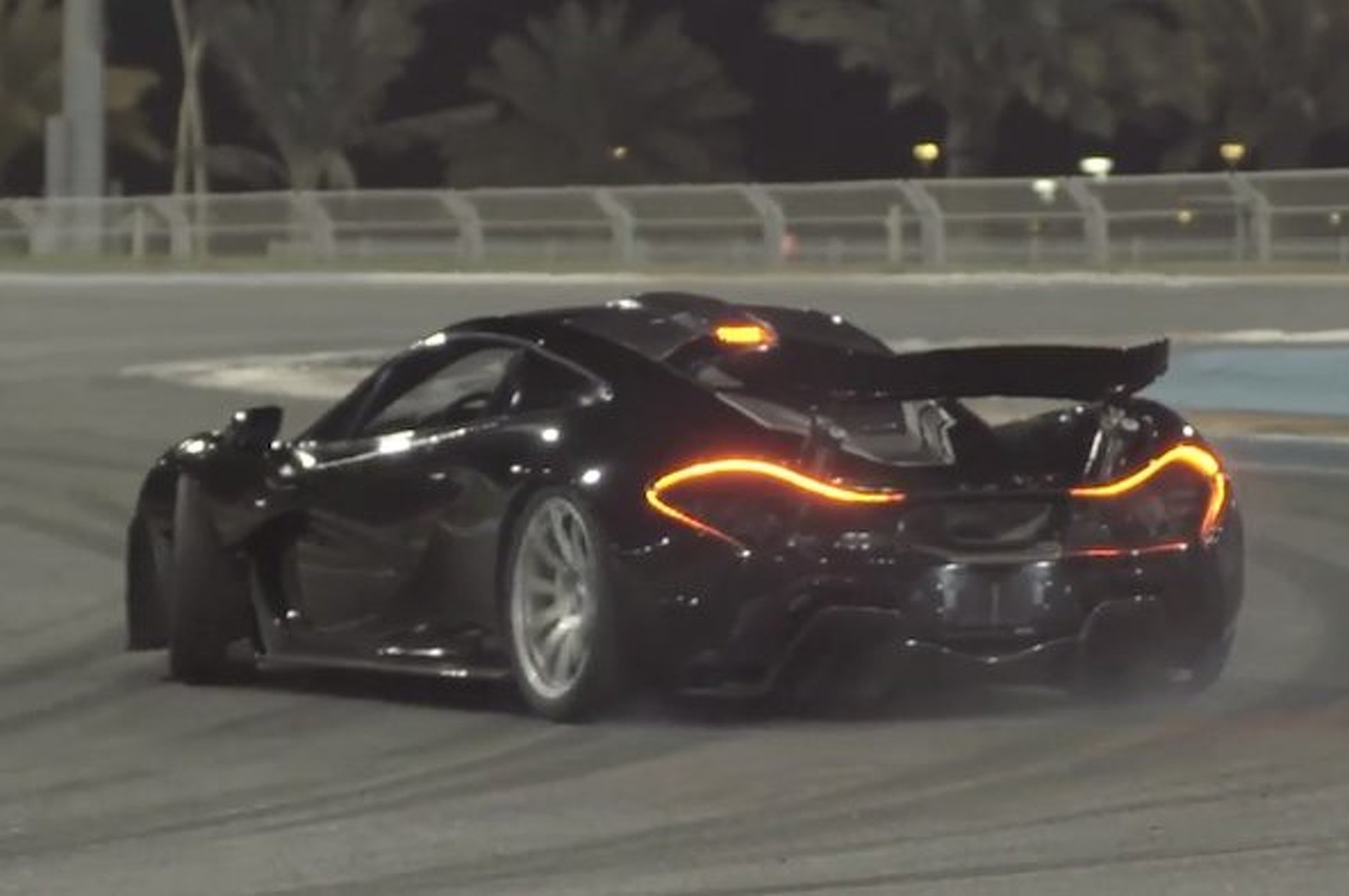 Chris Harris Drives the McLaren P1 in Spectacular Fashion [Video]