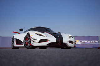 Koenigsegg Has Plans to Break the Nurburgring Lap Record