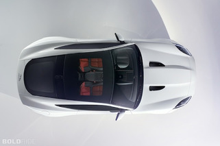 Jaguar F-Type Coupe Headed to LA Auto Show