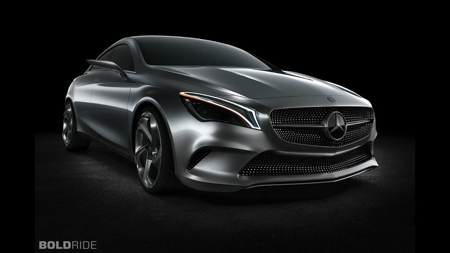 Mercedes-Benz Style Coupe Concept