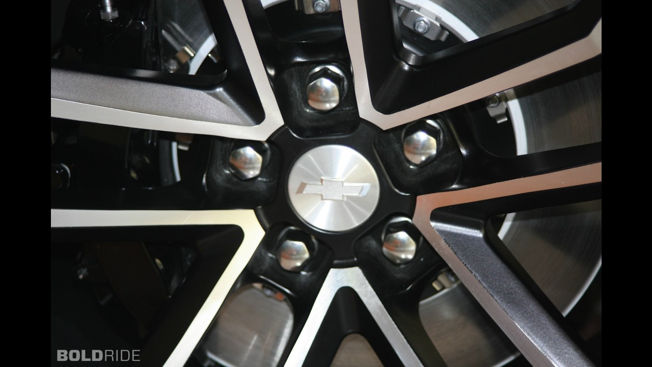 Chevrolet Camaro Hot Wheels® Concept