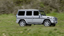 Official: Mercedes Drops New V8 in Old G-Class