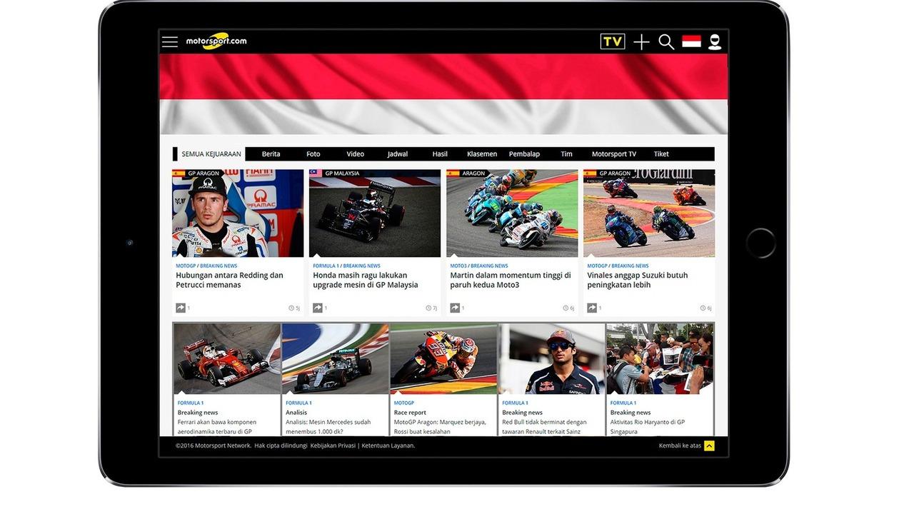 Motorsport.com - Indonesia