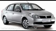 Novo Renault Symbol chega ao Brasil em março de 2009 no lugar do Clio Sedan