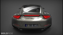 Porsche 921 Concept by Anthony Colard