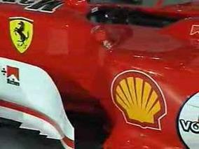 Ferrari F2005 launch