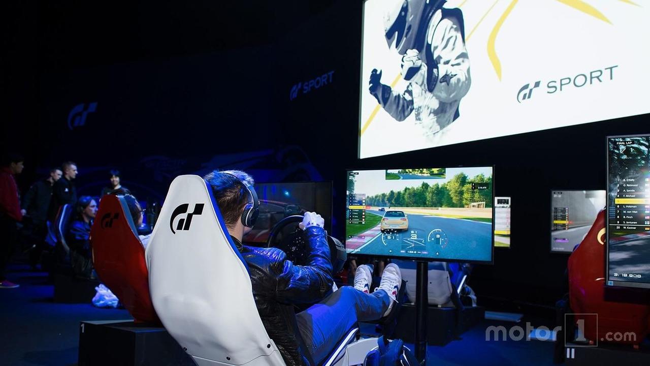 Gran Turismo Sport launch
