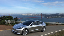 Tesla Model 3 - Présente au Mondial de l'Automobile de Paris ?