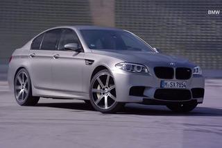 Watch The 529HP BMW 30 Jahre M5 Drift Like a Dream [w/Video]