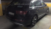 2015 Audi Q7 spotted in the metal by WCF reader