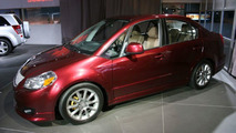 2008 Suzuki SX4 Sedan Debuts at NYIAS