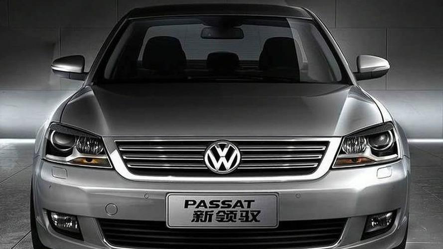 VW Passat Lingyu Unveiled at Auto Shanghai