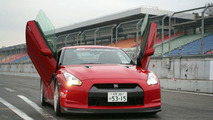 Nissan GT-R with LSD wing doors