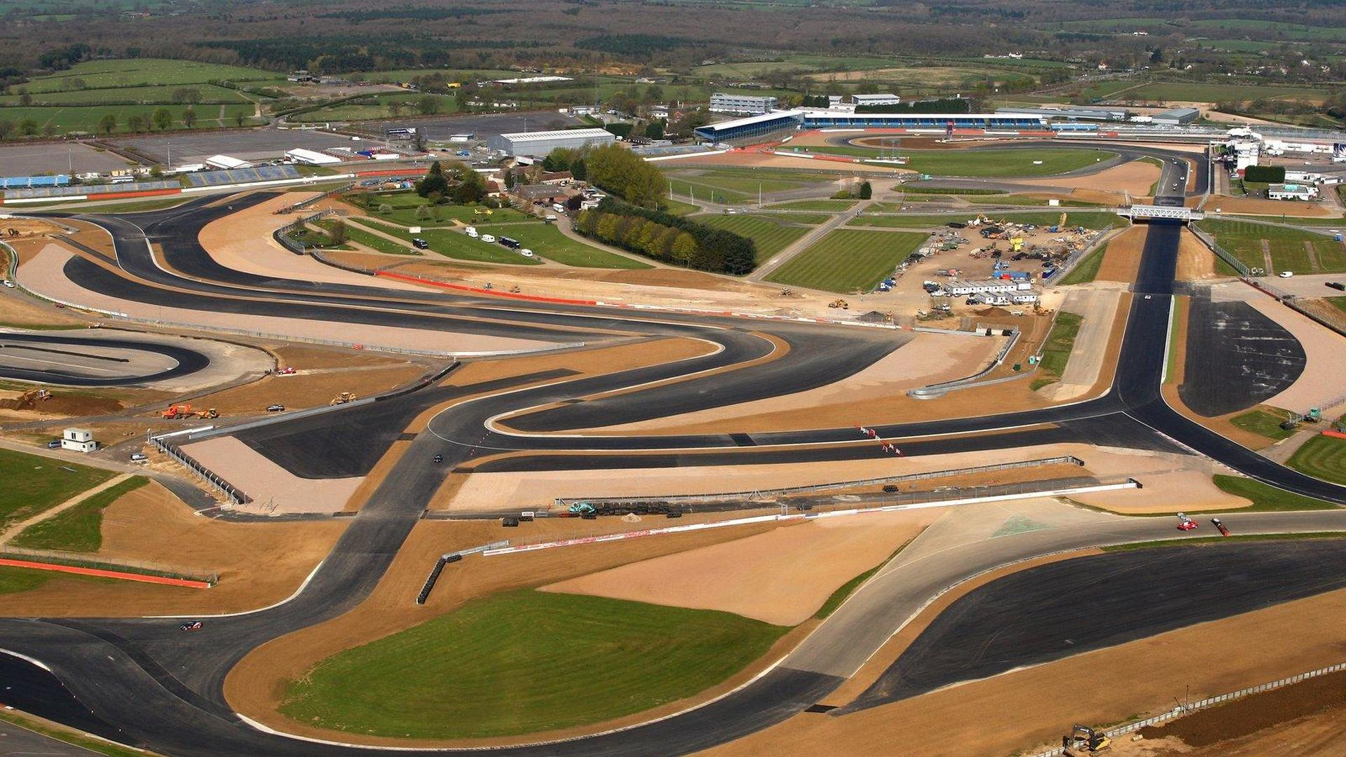 Silverstone coffers 'stretched' by circuit changes