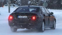 2013 Mercedes-Benz S-Class spied winter test 10.02.2011