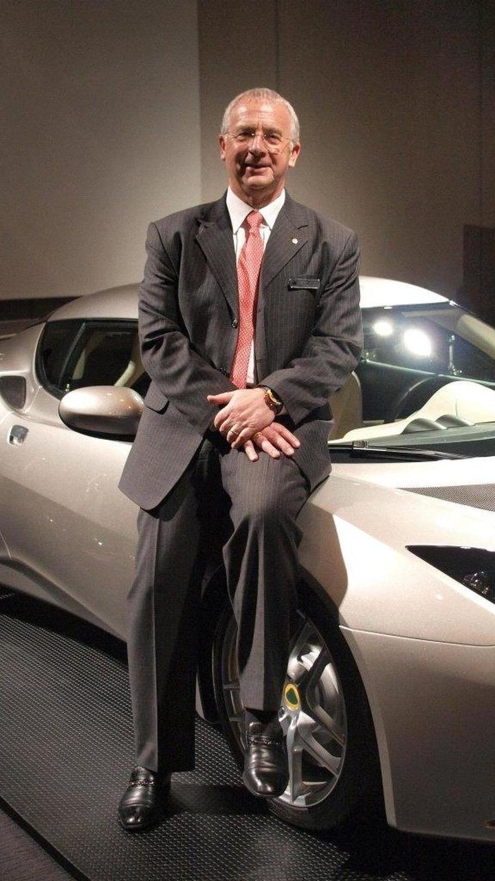 Roger Becker, retired Lotus engineer, 21.06.2010