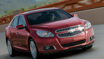 2013 Chevrolet Malibu 14.04.2011