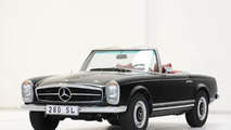 Brabus Classic to showcase six classic Mercedes models at Techno Classica