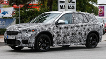 BMW FAST spied for the first time