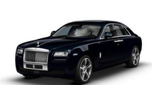 Rolls-Royce Ghost V-Specification announced with 601 HP