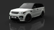 Range Rover Sport Coupe by Bulgari Design