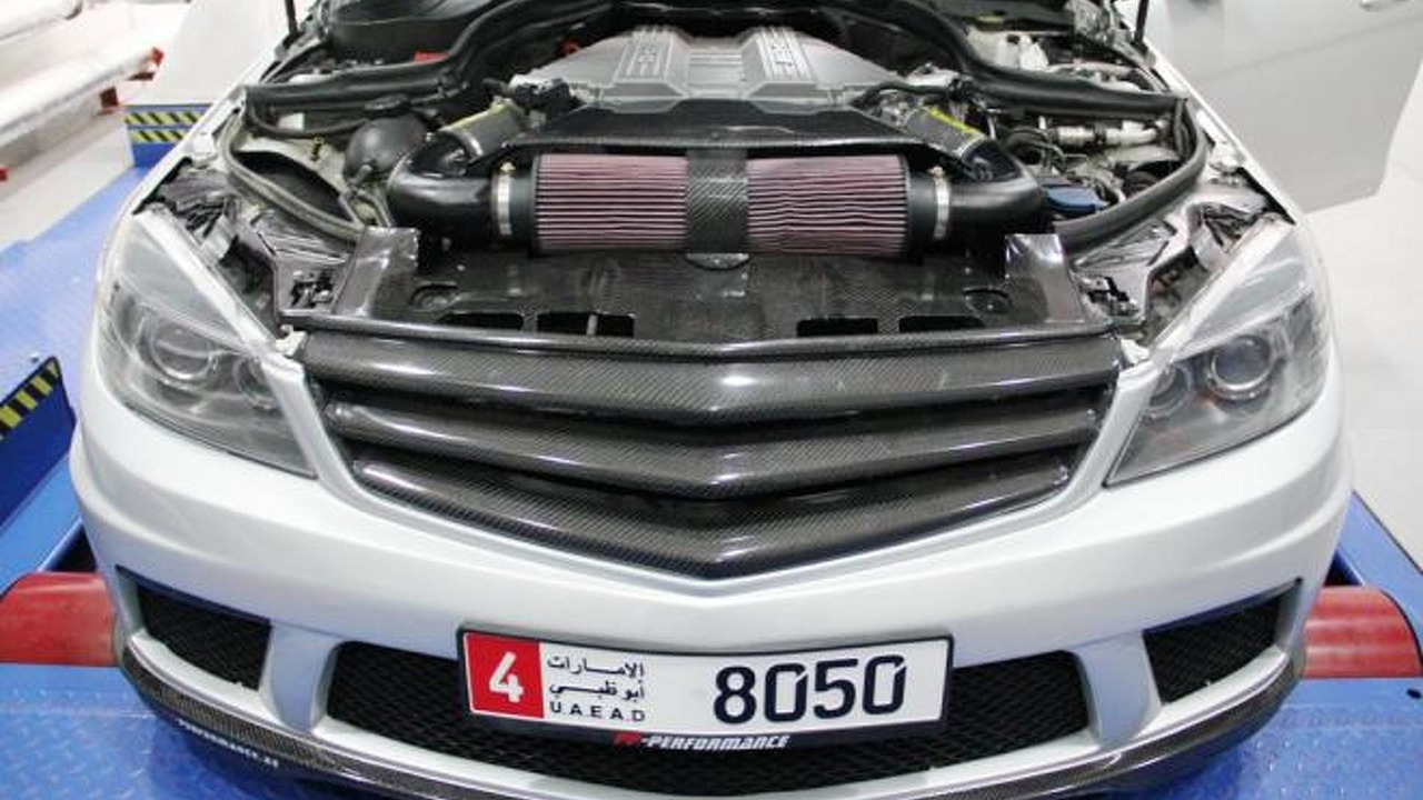 Mercedes-Benz C63 AMG by PP-Performance