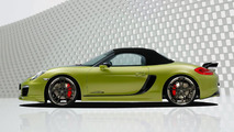 speedART SP81-R based on Porsche Boxster S (981)