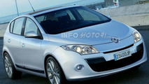 Renault Mégane III Shows Its Appearance In Renderings