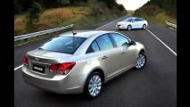 Chevrolet contabiliza quase 1 milhão de unidades do Cruze vendidas no mundo