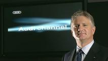 Audi Launches Broadcasting Revolution (UK)