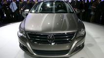 Volkswagen Passat CC Four-Door Coupe Revealed at Detroit