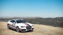 Audi & Ducati for Pikes Peak International Hill Climb 10.8.2012