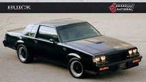 Dealership taking orders for Buick Grand National and GNX