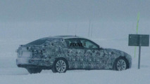 BMW 3-series GT spied with retractable rear spoiler