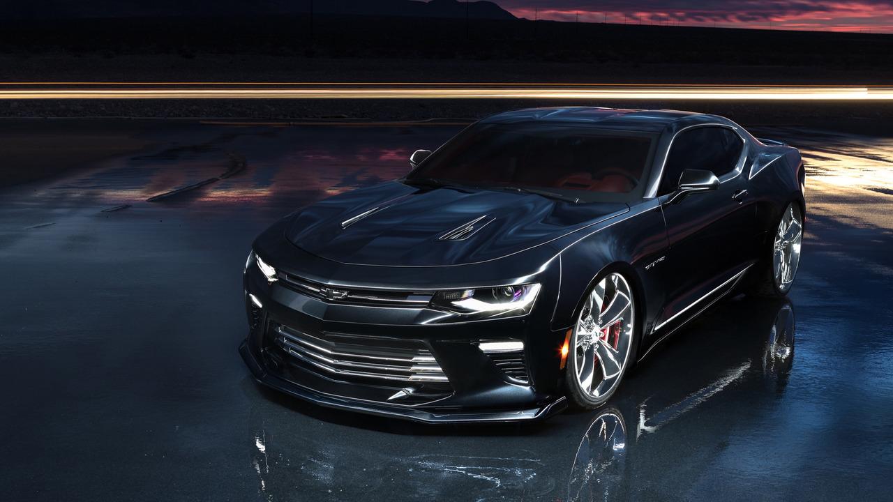 2016 - [Chevrolet] Camaro VI - Page 5 2017-chevrolet-camaro-ss-slammer-concept