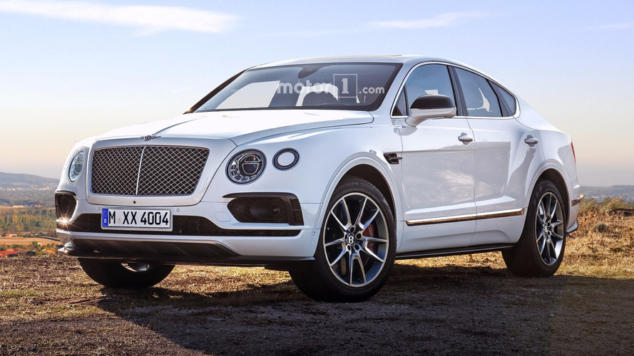 Bentley Bentayga could get Speed treatment