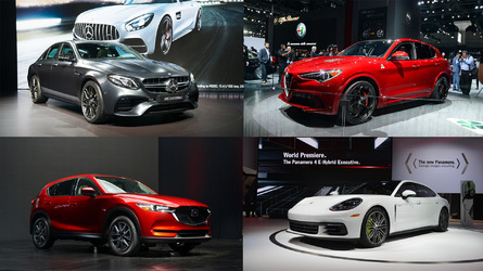 Watch every video we shot at the L.A. Auto Show