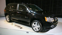 Pontiac Torrent GXP at NAIAS