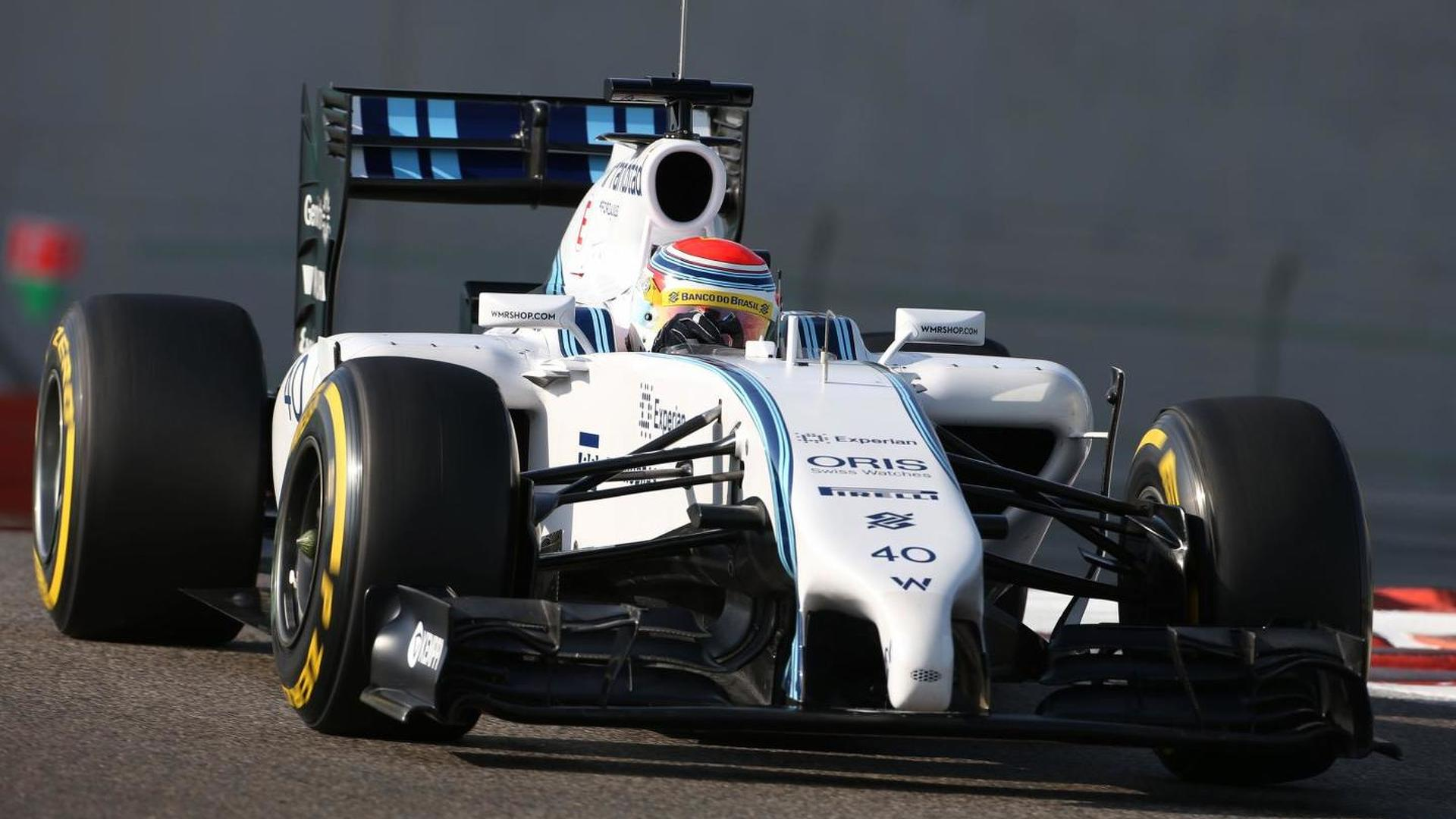 Williams' next step will be harder - Symonds