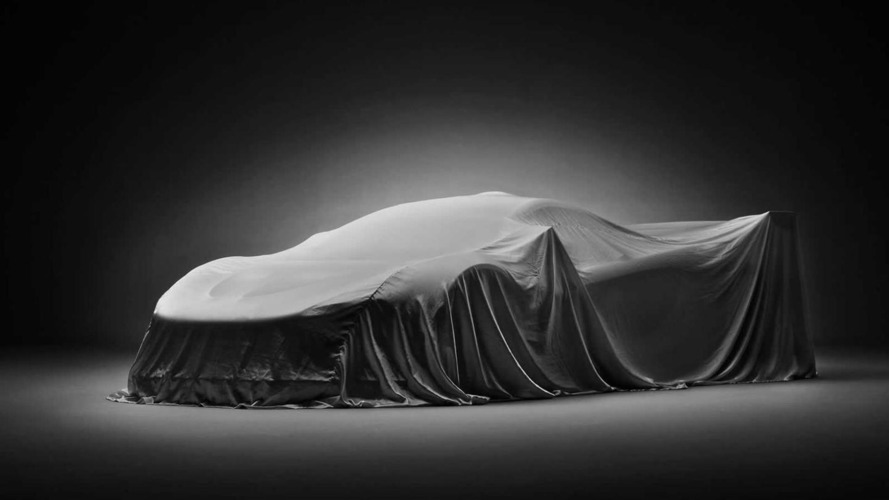 McLaren P1 GTR teased one last time ahead of today's reveal at Pebble Beach