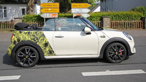2016 MINI Cooper S Cabrio spy photo