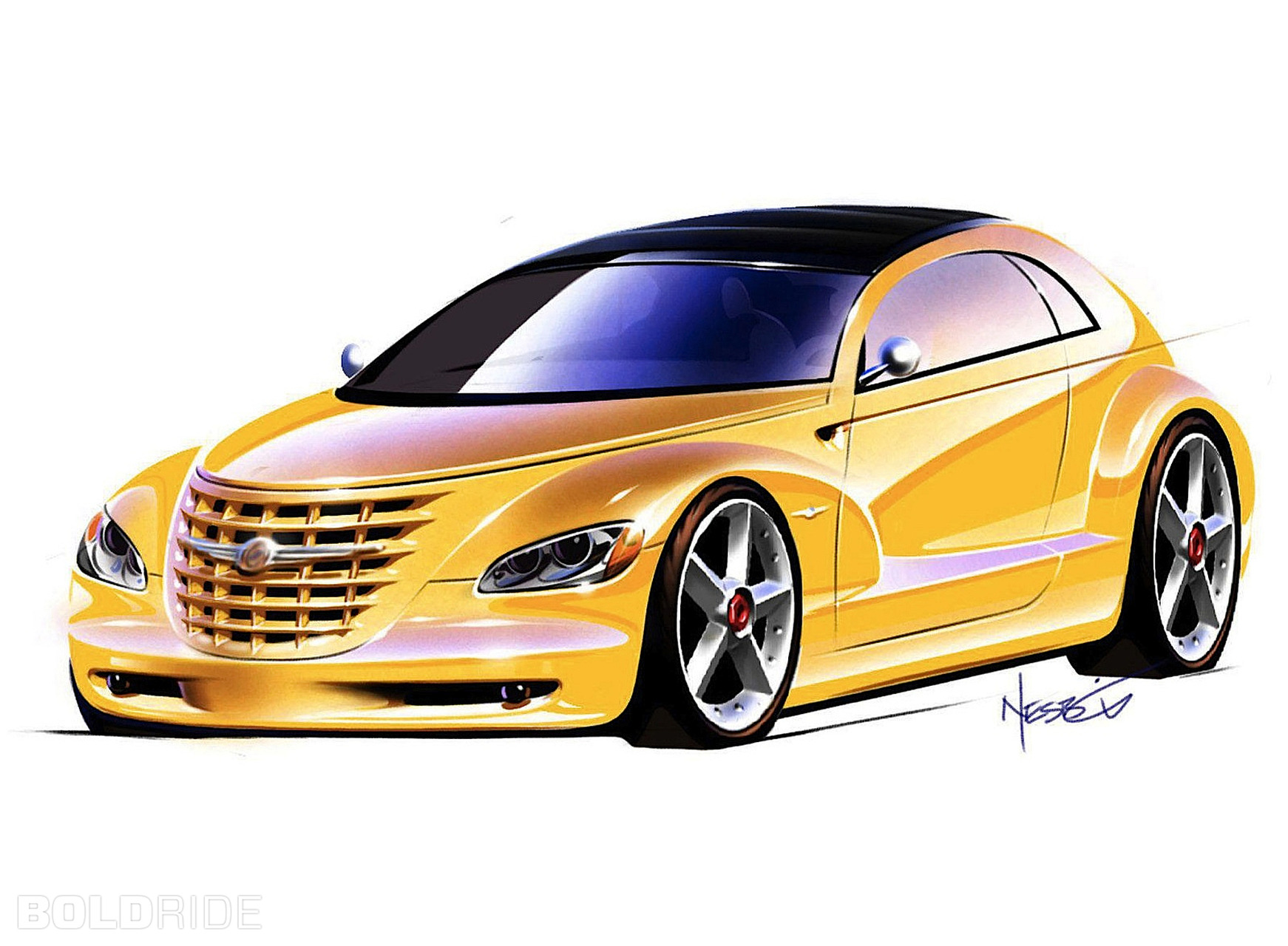 Chrysler Pronto Cruizer Concept