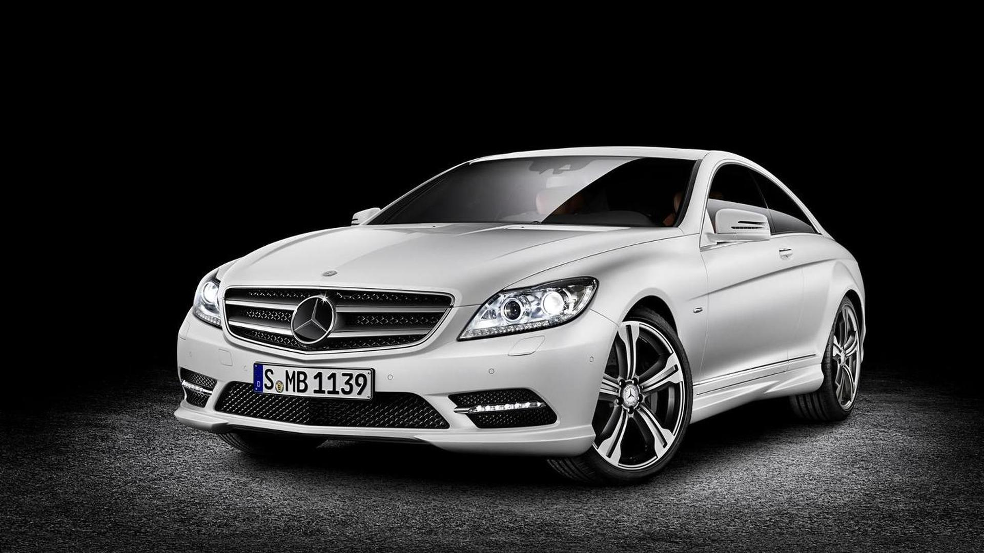 Mercedes CL-Class Grand Edition announced