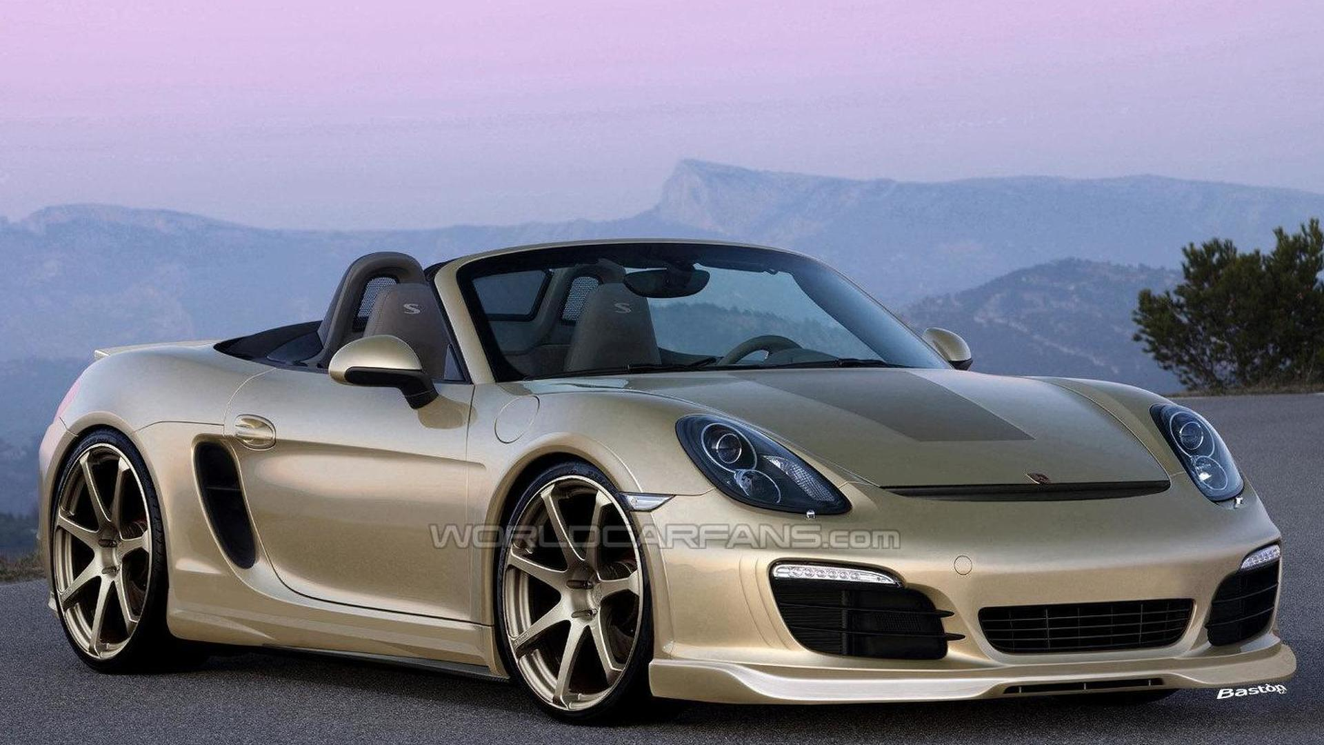 Turbos to penetrate Porsche model range - rumors
