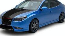 Hyundai Innovative Customization Elantra by INCUS